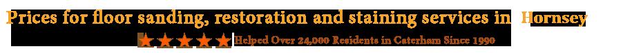 Fantastic Floor Sanding Services in Floor Sanding Hornsey